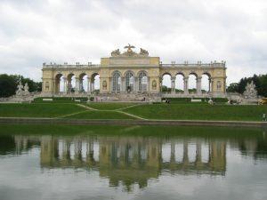 グロリエッテ(シェーンブルン宮殿,オーストリア,ウィーン)