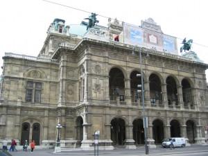 ウィーン国立歌劇場(ウィーン国立オペラ座,オーストリア,ウィーン)